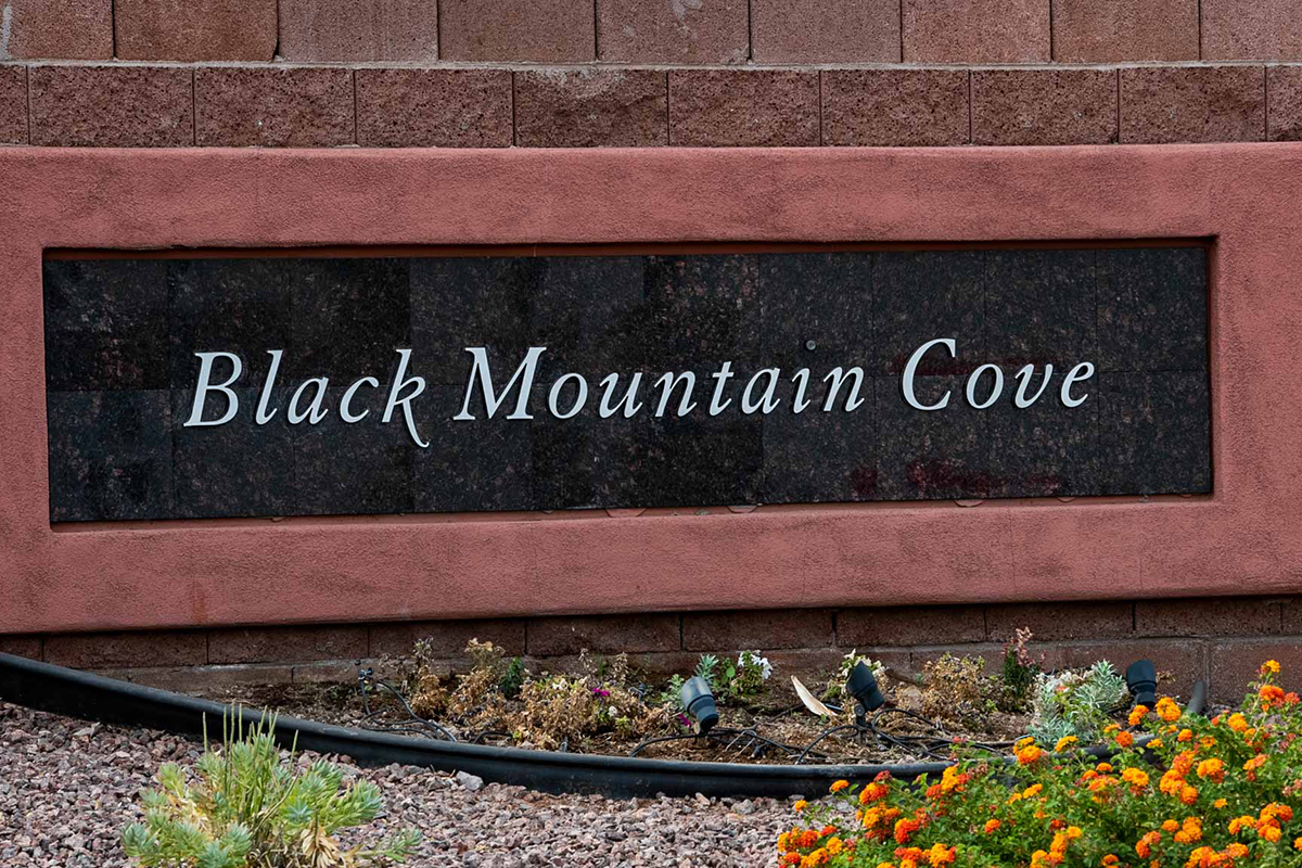 Black Mountain Cove a Henderson community located in 89002