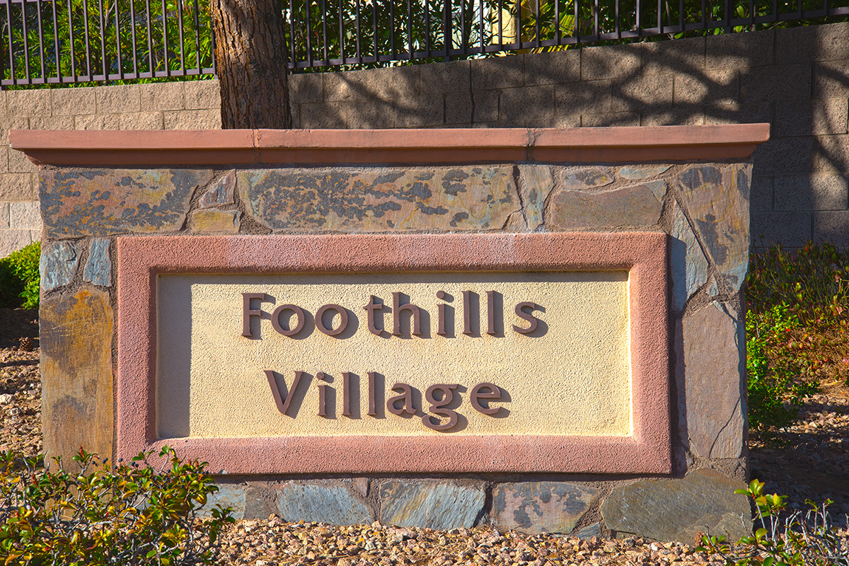 Foothills Village