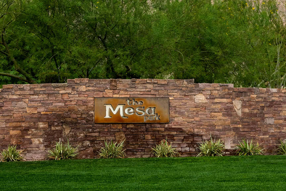 Mesa Park - a Summerlin Community.  Click on the photo to be directed to a page with the market report and available homes for sale in Mesa Park a Summerlin community located at the top of Russell Road