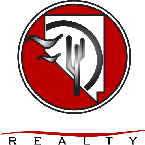 Nevada Desert Realty logo red